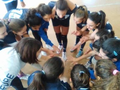 squadra Under 16 Scafa Volley