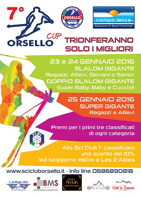 7° ORSELLO CUP