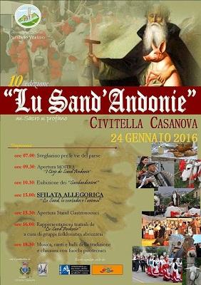 Lu Sand'Andonie dal Sacro al profano