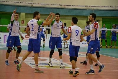 Volley, Ortona
