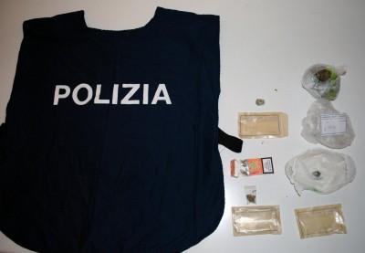 Polizia droga Silvi