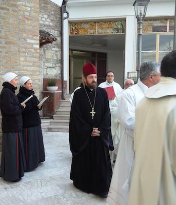 aperta la porta santa del Giubileo della Misericordia