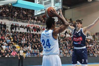Basket, Chieti-Roseto 81-83