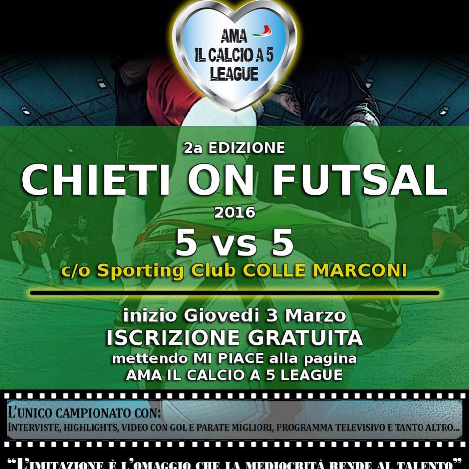 Chieti on Futsal