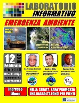 EMERGENZA AMBIENTE_12 FEBBRAIO_MONTESILVANO