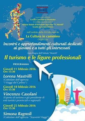 La cultura del turismo