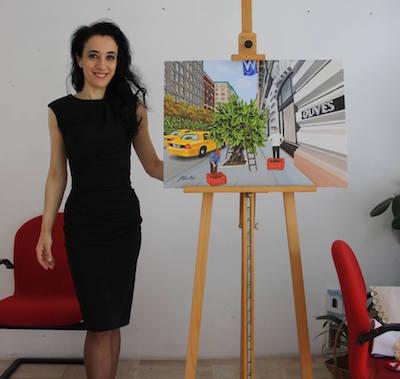 Mariella Gualtieri