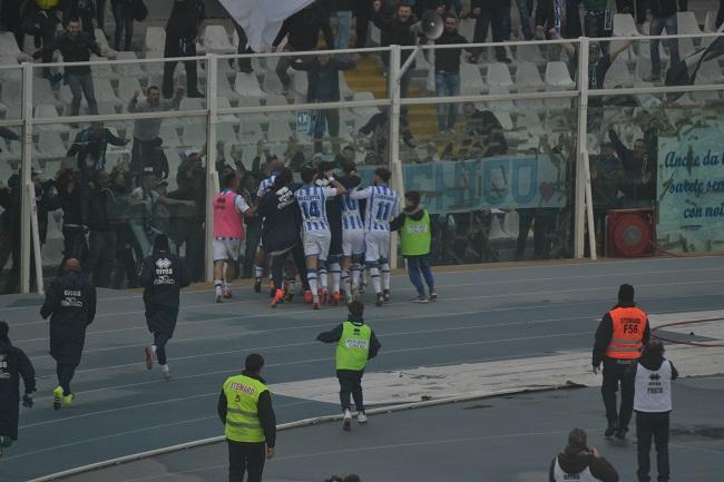 Pescara-Ascoli 2-2