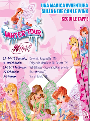 Winx Winter Tour 2016