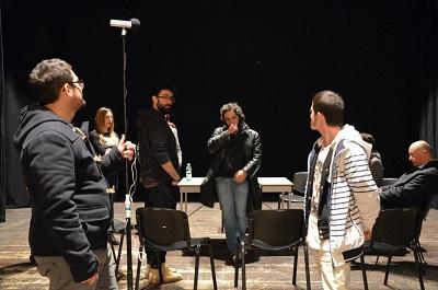 cantiere teatrale - foto di scena