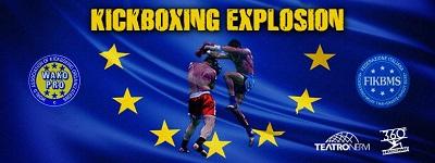 Kickboxing Explosion XI 2016 a Pescara