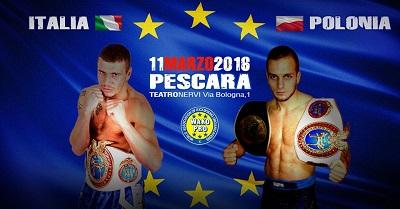 Kickboxing Explosion XI sfida Italia-Polonia