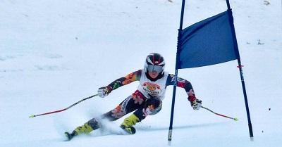 Michelle Valentini - SC Aremogna - campionessa regionale 2016 SL - GS - SG cat RAG