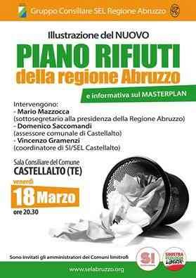 Piano Rifiuti Castellalto