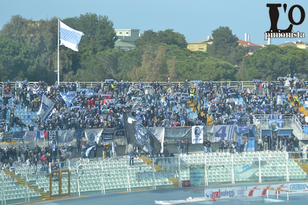 curva nord Pescara