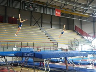 salto dal trampolino