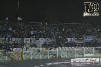 Sassuolo-Pescara tifosi Pescara