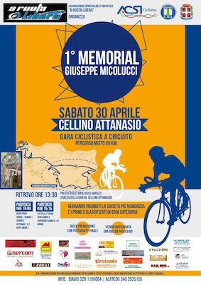 1° Memorial Giuseppe Micolucci