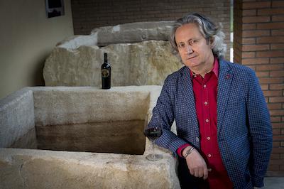 Franco D'Eusanio _vasche di pietra