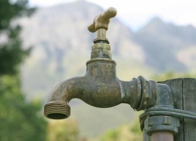 sospensione idrica montagna