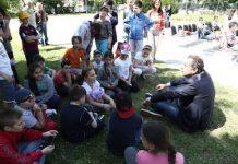 Alessandrini gruppo bambini