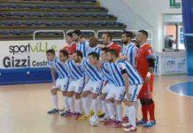 C5 Pescara AS squadra in posa