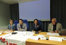 Foto conferenza stampa Lilt