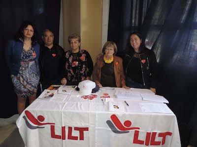 Foto gruppo volontari Lilt