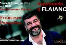 Francesco Pannofino al Mediamuseum di Pescara