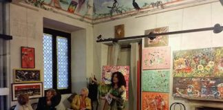 L'arte che unisce - Cinzia Rossi a Savona