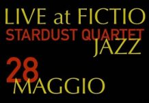 Live at Fictio Stardust Quartet Jazz