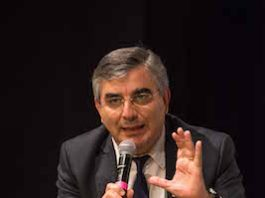Luciano D'Alfonso a 70 anni Ance Chieti