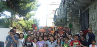 Oratorio San Franco foto di gruppo