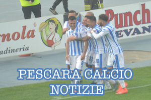 Pescara Calcio: cronaca partite, news calciomercato, interviste