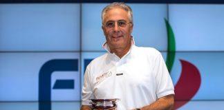 Sergio Quirino Valente premiazione