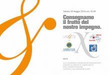consegna contributo dell'Azienda Lea&Flo all'Associazione Clowndoc Pescara Onlus
