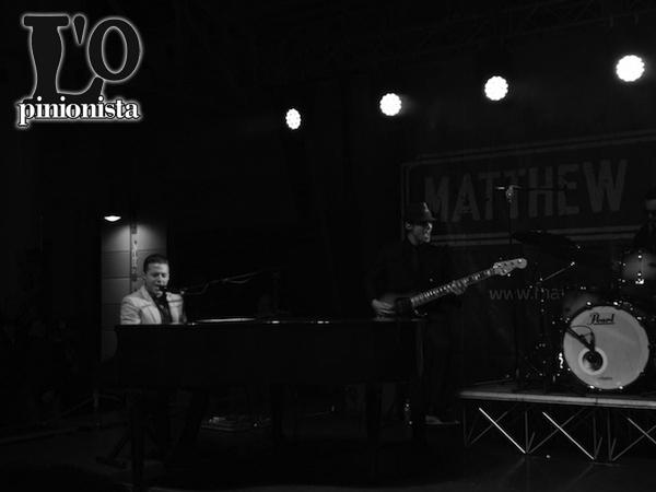 Matthew Lee in concerto a Spoltore (PE) – la fotogallery