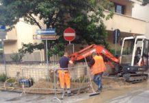 lavori fibra a Montesilvano