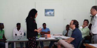 migranti ospiti delle strutture cittadine