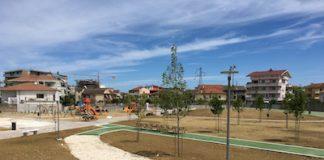 parco 120 alberi