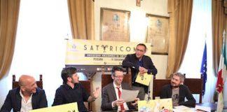 presentazione Satyricom