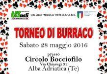 torneo burraco Alba Adriatica