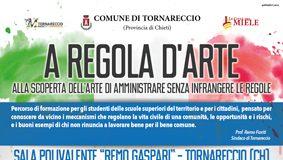 A regola d'arte - Tornareccio (CH)