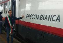 Estate a Giulianova con Frecciabianca