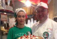 Festa della pizza Margherita a Chieti