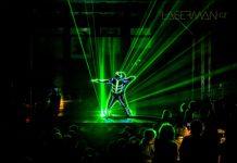 Gran Gala du Cirque con Laser-man