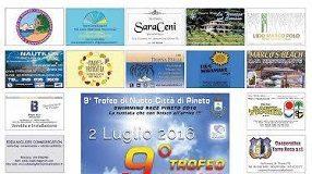 Locandina Trofeo Nuoto Città di Pineto 2016