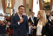 Massimo Oddo premiato dall'amministrazione comunale di Pescara