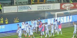 Pescara Trapani 2-0