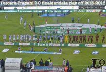 Pescara Trapani foto della partita